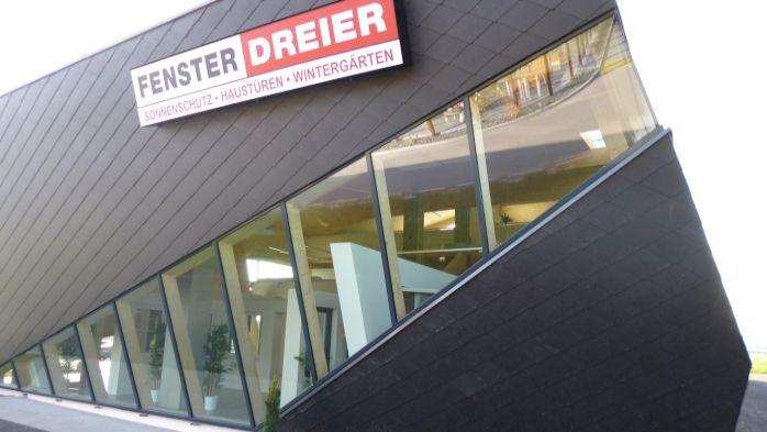 Fenster Dreier